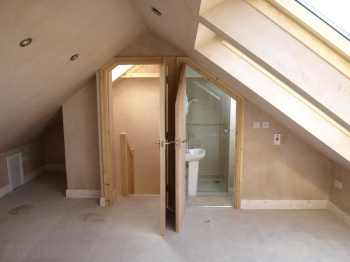 we do attic conversions in wirral