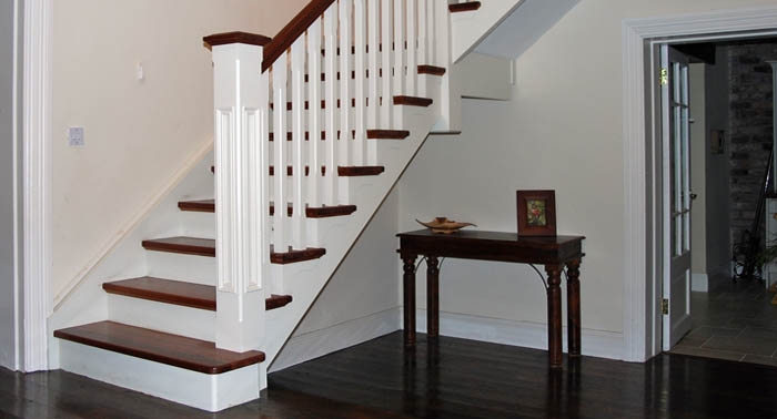 local Flint joiners for staircase renovations